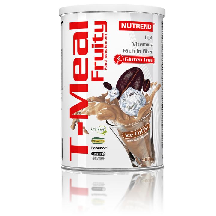 Nutrend instantní koktejl T-MEAL FRUIT ledová káva