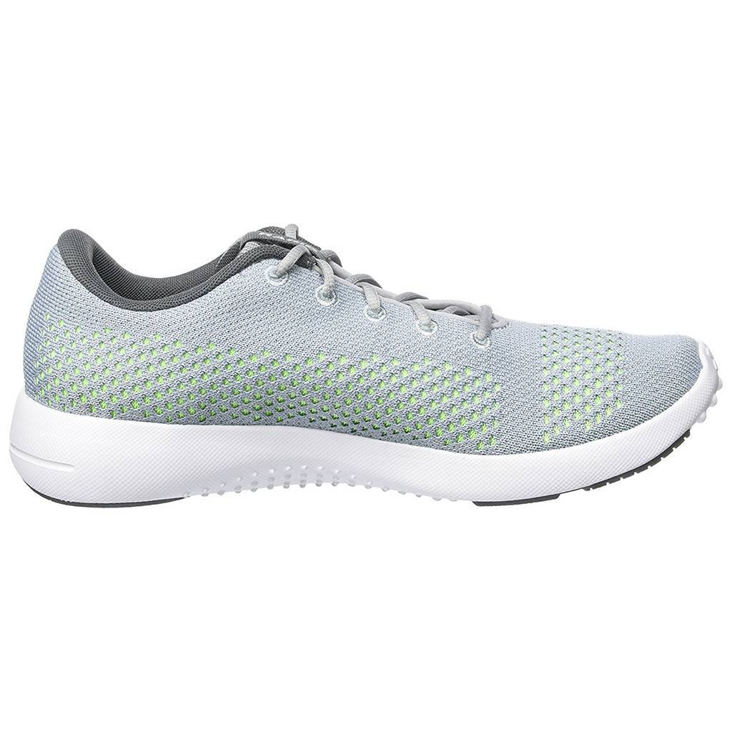 Under Armour W Rapid Overcast GrayQuirky LimeRhino Gray - 7