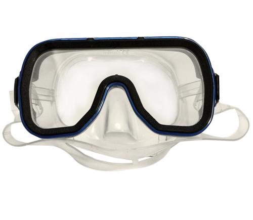 Potápěčské brýle Francis Cristal Tahiti Junior zelená