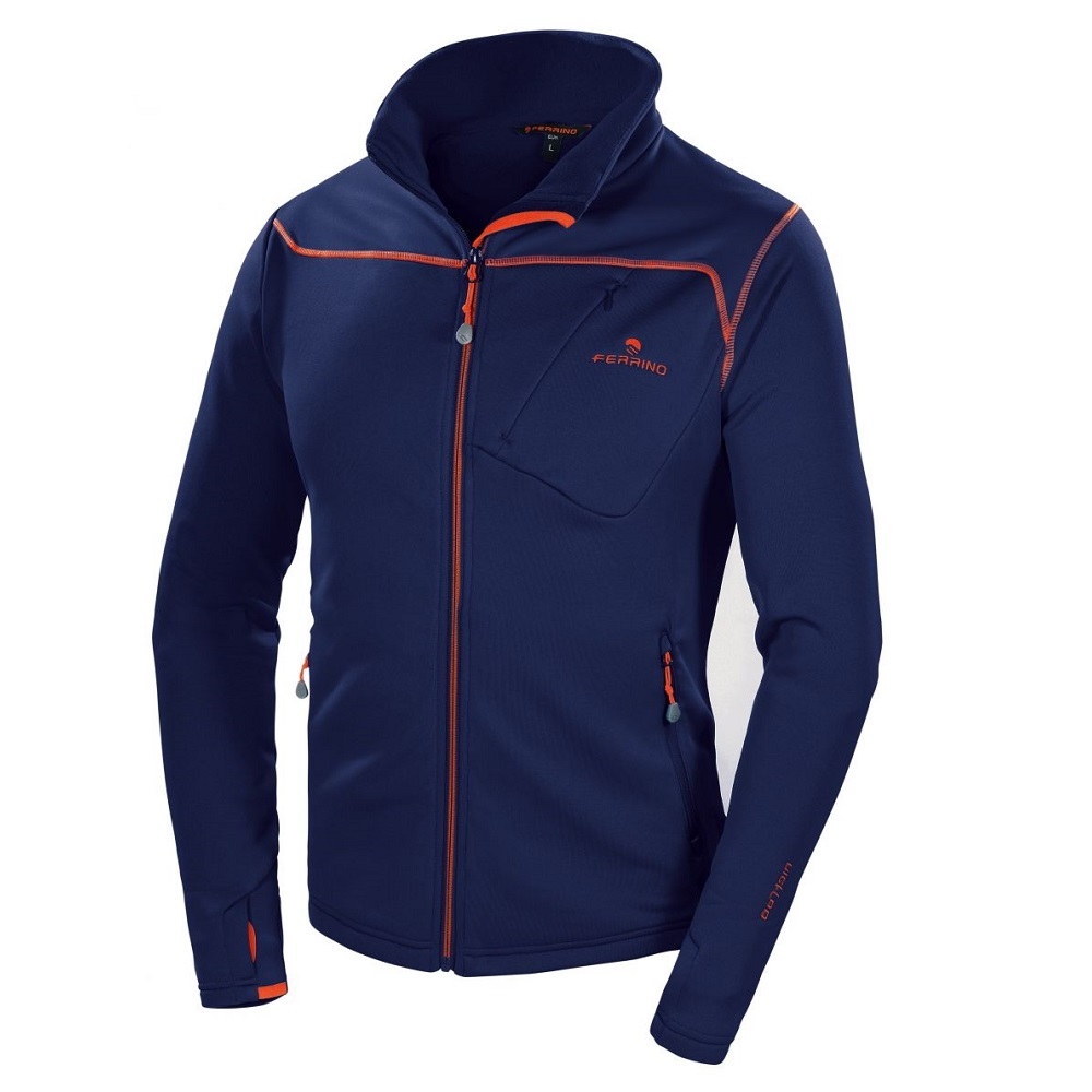 Ferrino Tailly Jacket Man New Deep Blue - L
