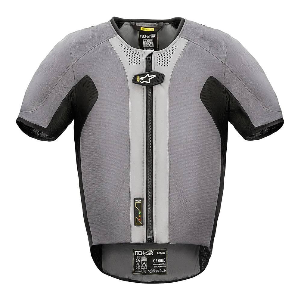 Airbagová vesta Alpinestars Tech-Air® 5 Airbag System šedo-černá - 3XL