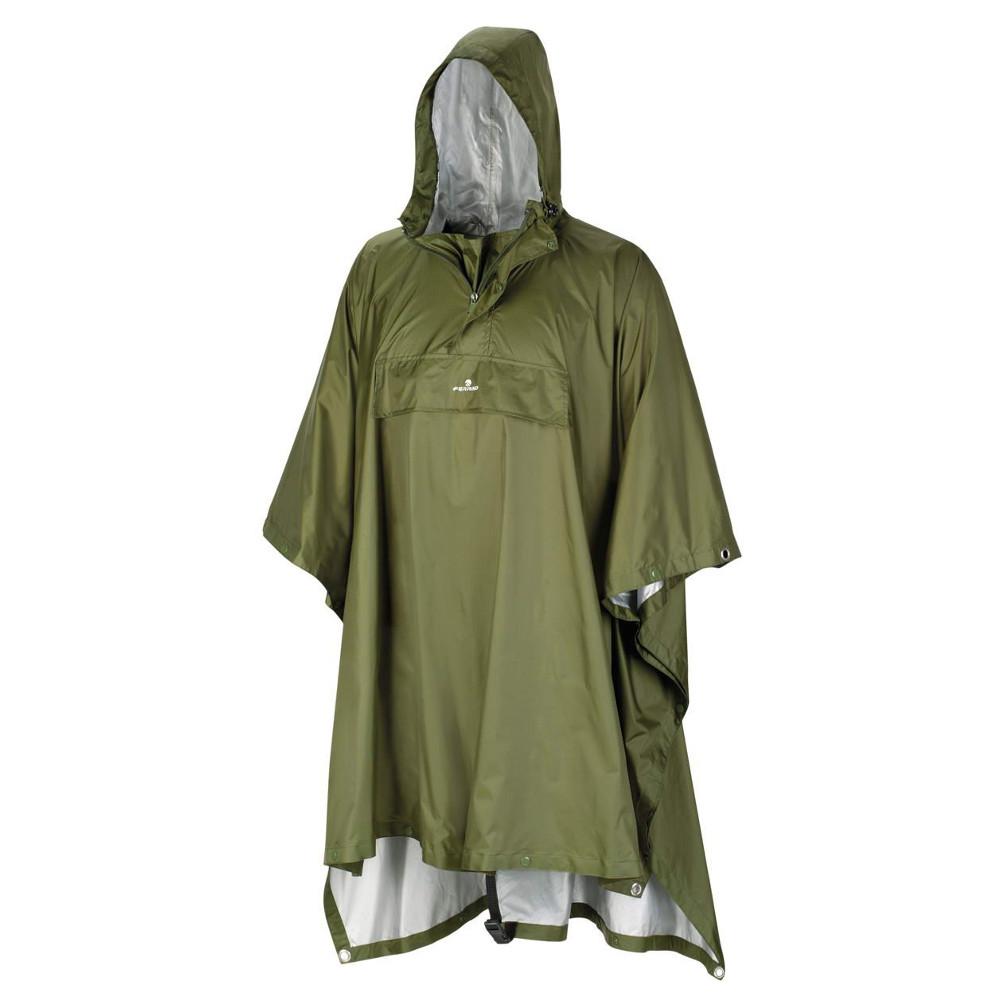 Pončo pláštěnka FERRINO Todomodo RP olivově zelená - L/XL