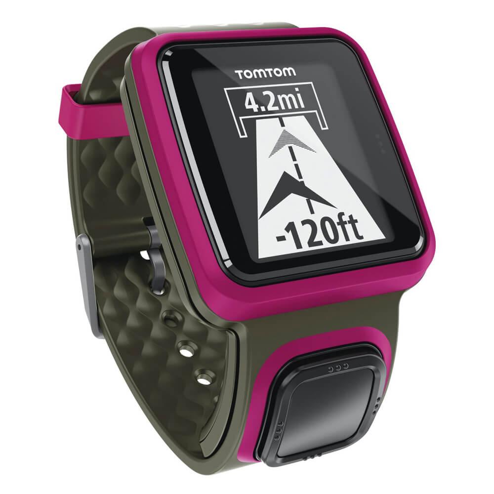 GPS hodinky TomTom Runner růžová