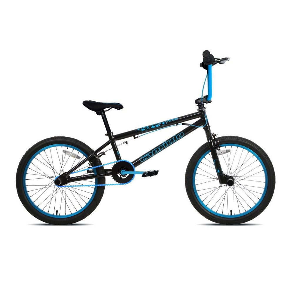 Capriolo Totem 20  model 2018 Black Blue