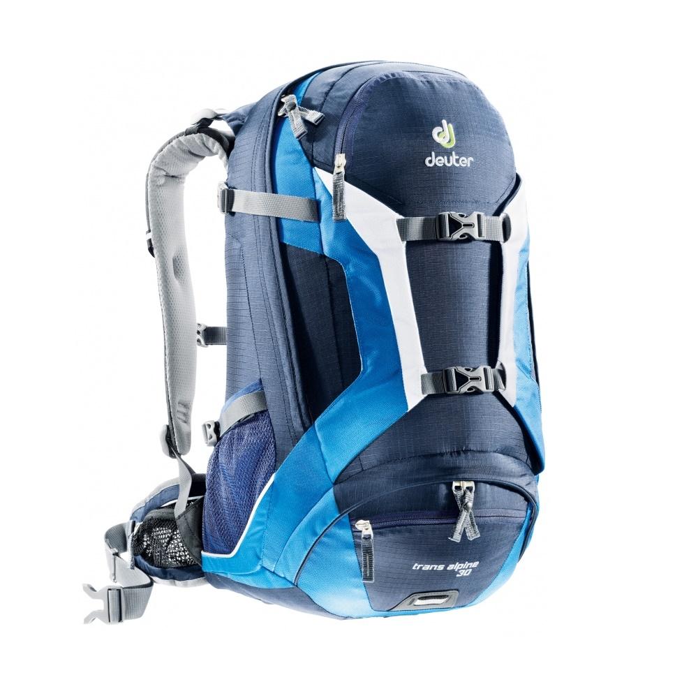 Cyklistický batoh DEUTER Trans Alpine 30 2016 modrá