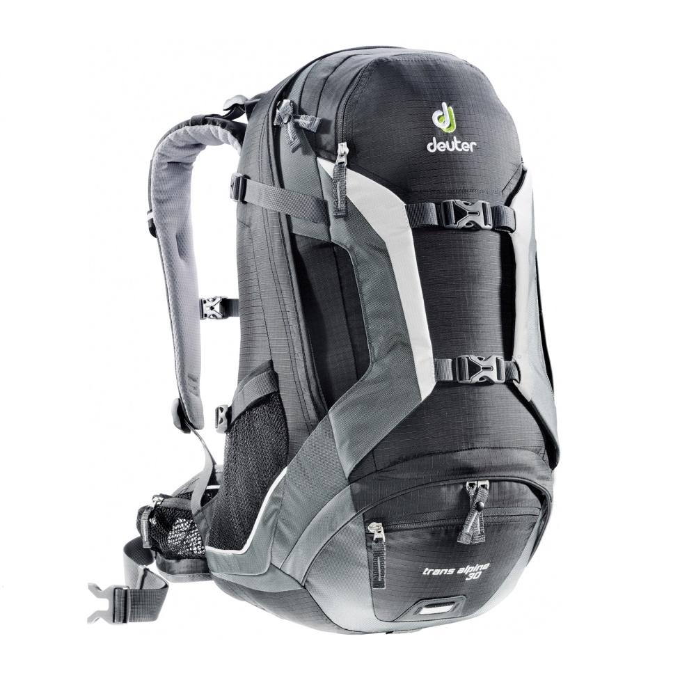 Cyklistický batoh DEUTER Trans Alpine 30 2016 černá