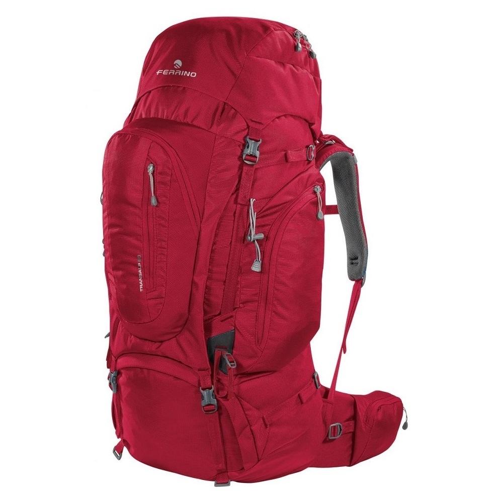 Turistický batoh FERRINO Transalp 60 červená