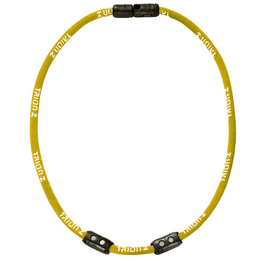 Náhrdelník TRION:Z Necklace žlutá - L