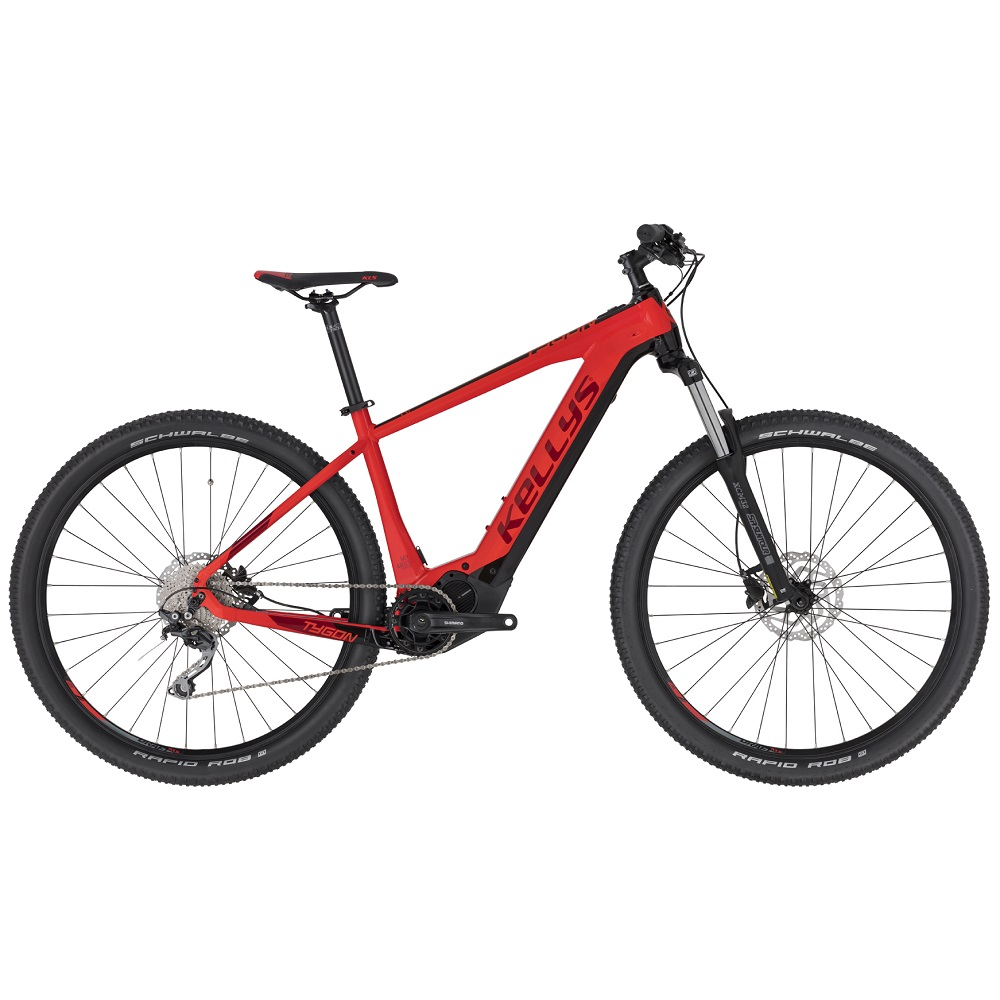 Kellys TYGON 20 29 - model 2020 Red - M (17.5)