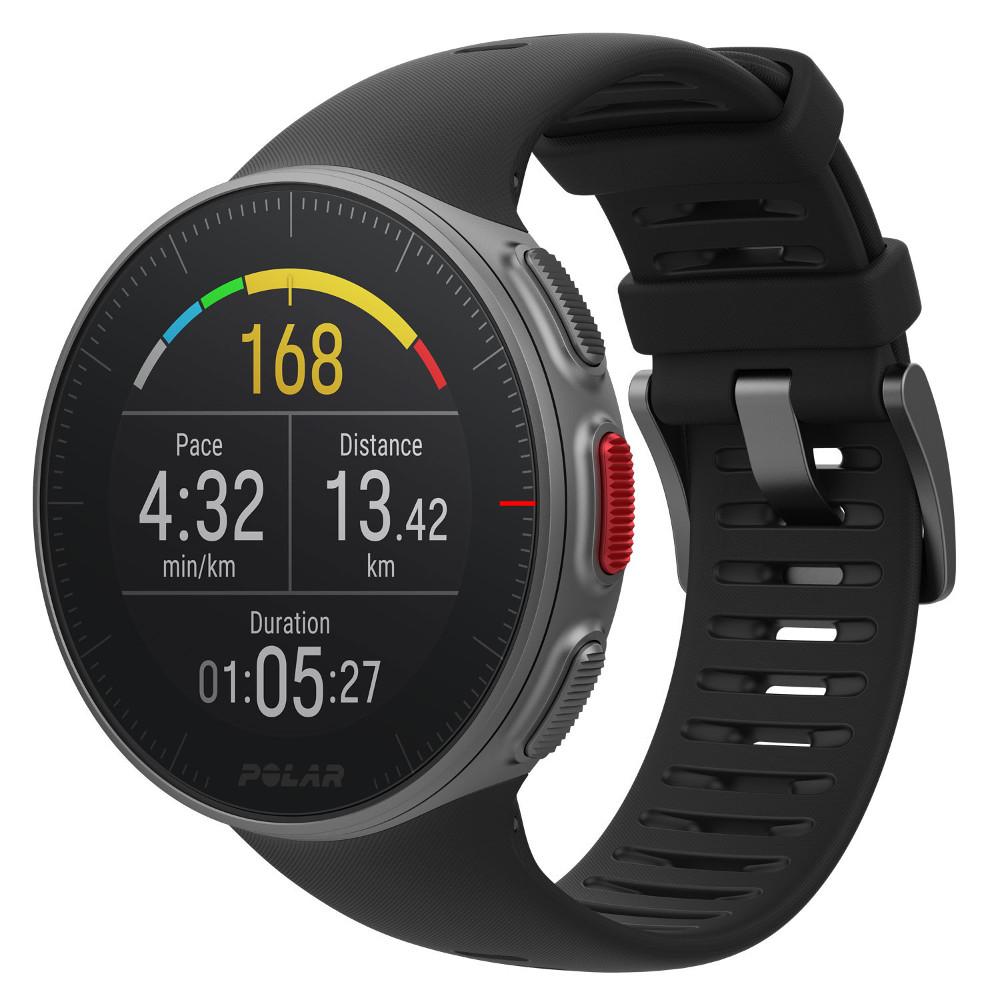 Sportovní hodinky POLAR Vantage V černá