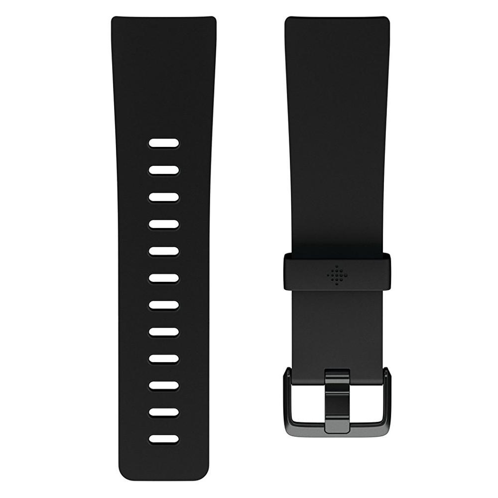 Náhradní řemínek Fitbit Versa Black L