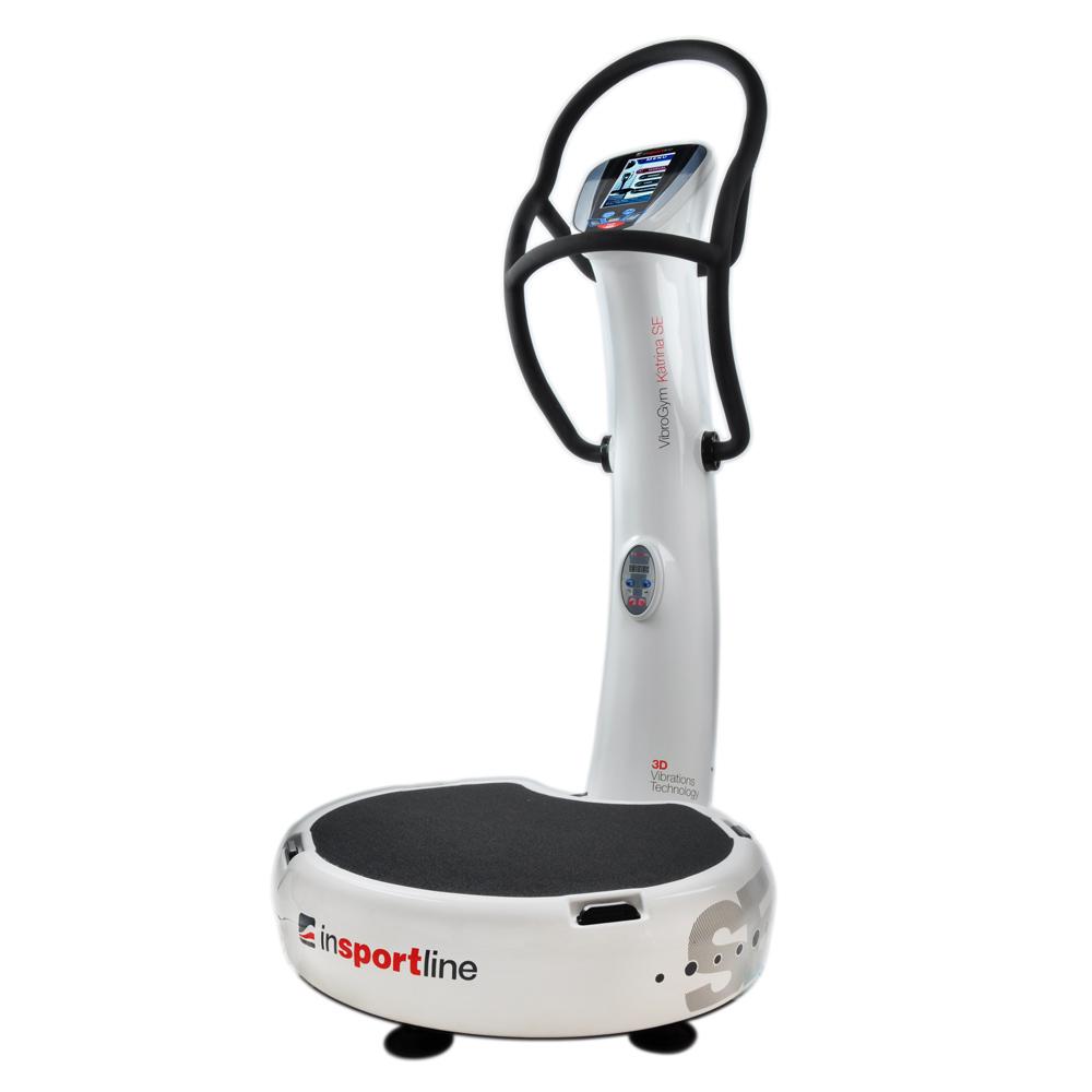 Vibromasážní stroj VibroGym inSPORTline Katrina SE - Záruka 10 let + Montáž zdarma + Servis u zákazníka
