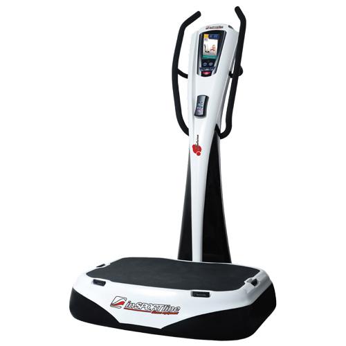 Vibromasážní stroj VibroGym inSPORTline Katrina - Montáž zdarma + Servis u zákazníka + Záruka 5 let