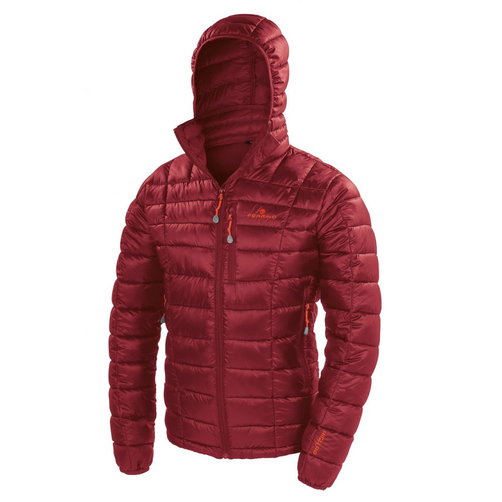 Ferrino Viedma Jacket Man New Bordeaux  S
