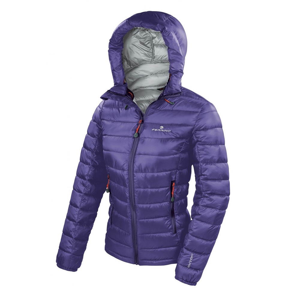 Ferrino Viedma Jacket Woman New Plum Violet  XL