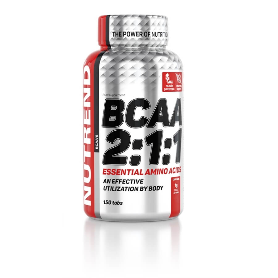 Aminokyseliny Nutrend BCAA 2:1:1 Tabs 150 tablet