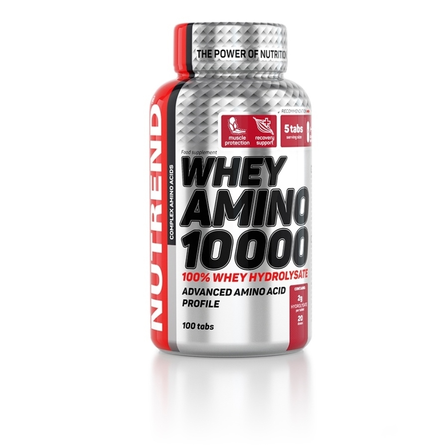 Nutrend Whey Amino 10000, 100 tablet