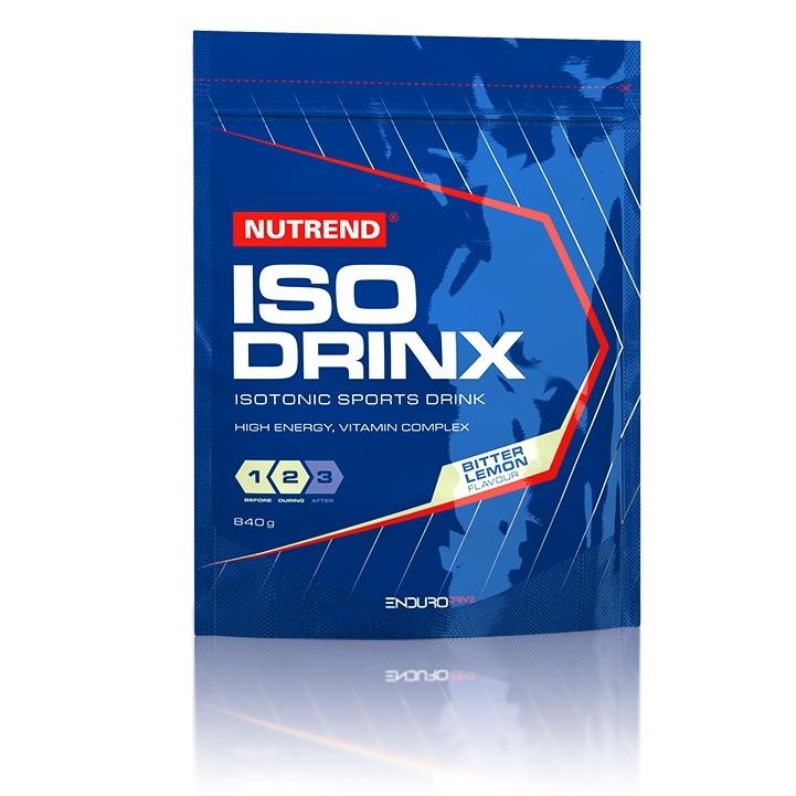Isodrinx Nutrend 840 g bitter lemon