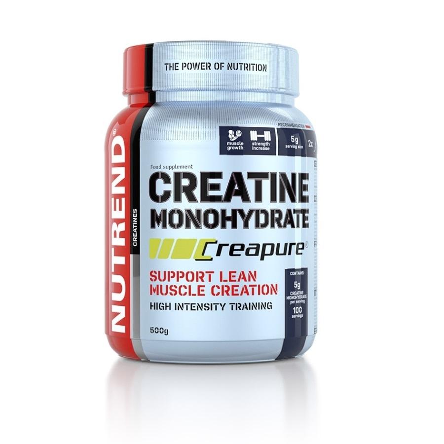 Kreatin Nutrend Creatine Monohydrate Creapure 500g