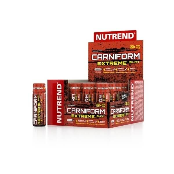 Nutrend Carniform Shot 20x60 ml