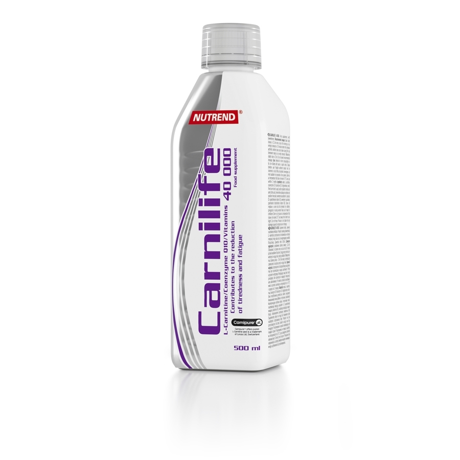 Karnitin Nutrend Carnilife 40000 500 ml
