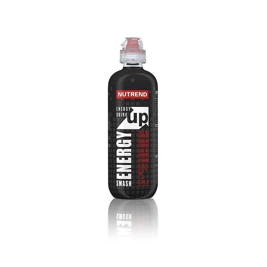 Energetický nápoj Nutrend Smash Energy Up 500 ml cola