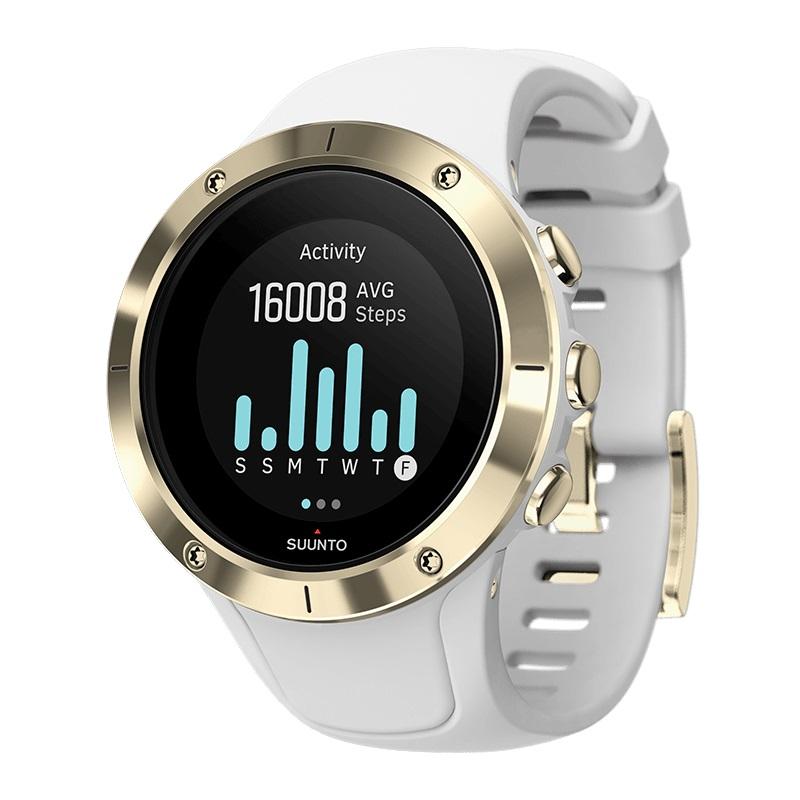 Sportovní hodinky SUUNTO Spartan Trainer Wrist HR Gold