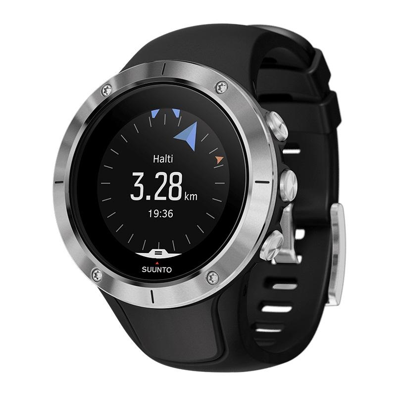 Sportovní hodinky SUUNTO Spartan Trainer Wrist HR Steel