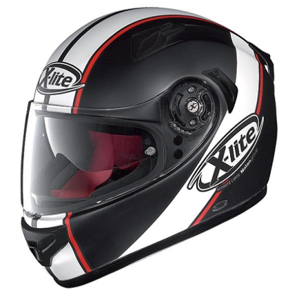 Moto helma X-lite X-661 Vinty N-Com