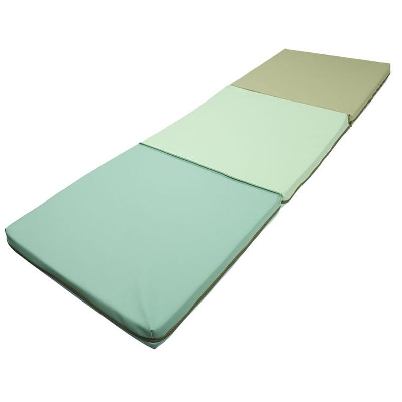 Skládací gymnastická žíněnka Benchmark Zafuer 180x60x6