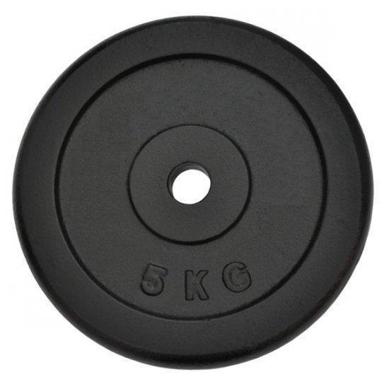 Závaží Spartan 2x5 kg ocelové