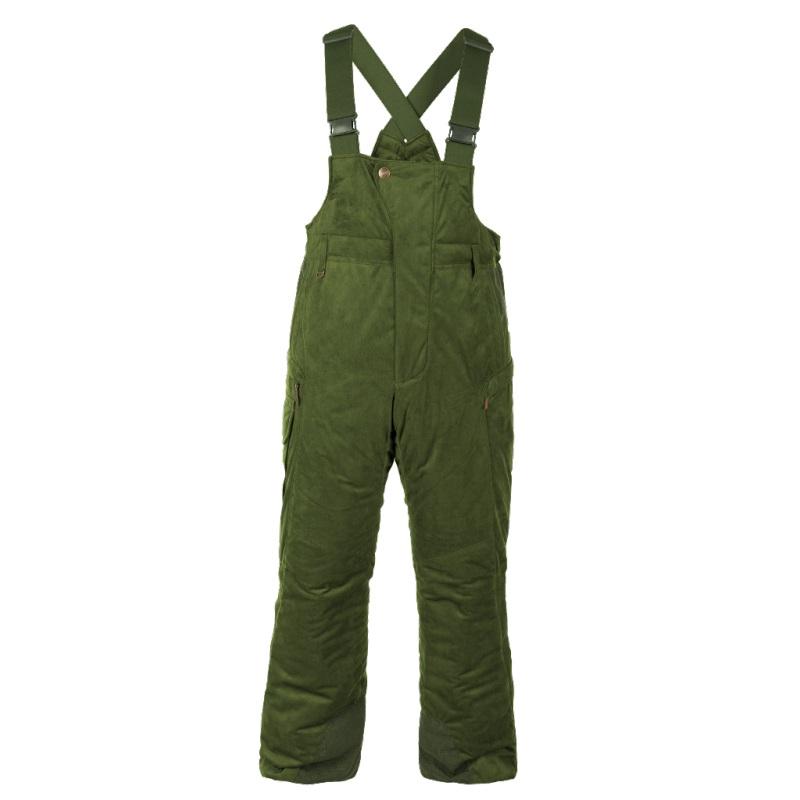 Myslivecké kalhoty Graff 754-O-B-1 olivově zelená - L 176-182 cm