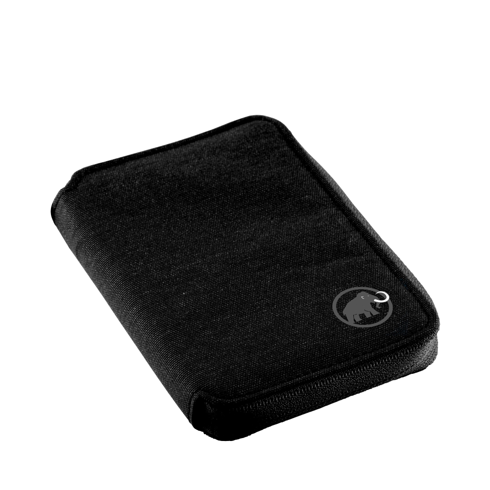 Mammut Zip Wallet Mélange Black