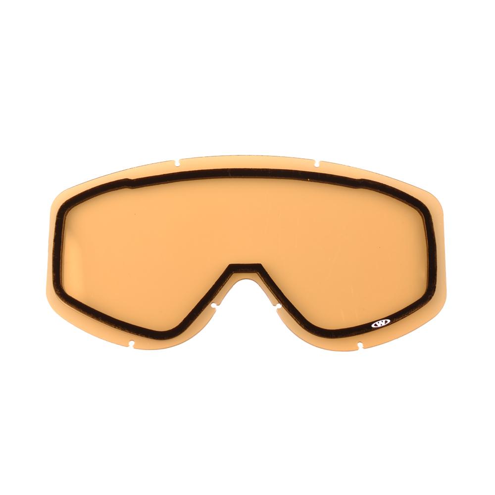 Náhradní sklo k brýlím WORKER Hiro žluté
