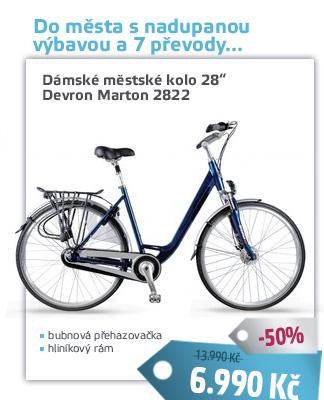 Městské kolo Devron Marton 2822 28