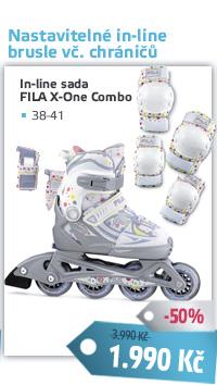 Dětská sada Fila X-One Combo G 2 Set - model 2013 - AKCE - D