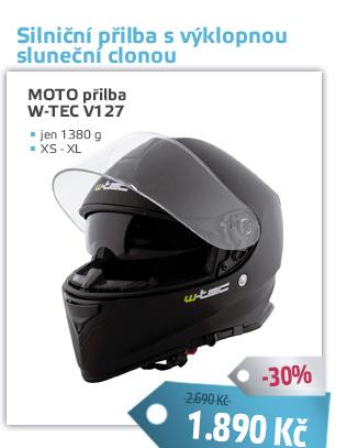 Moto helma W-TEC V127 - AKCE