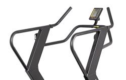 Bėgimo takelis inSPORTline Air-Run yra inovatyvus bemotoris bėgimo takelis su bėgimo taku, kuris išjudinamas naudotojo judėjimo. Tai padeda greičiau auginti raumeni...