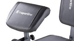 Nors inSPORTline Profigym C40yra namų treniruoklis, jis prilygsta profesionaliai sportinei įrangai. Įvairios vietos pratimams suteikia didelę treniruočių įva...