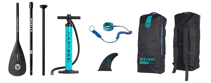 Příslušenství paddleboardu Aztron Titan