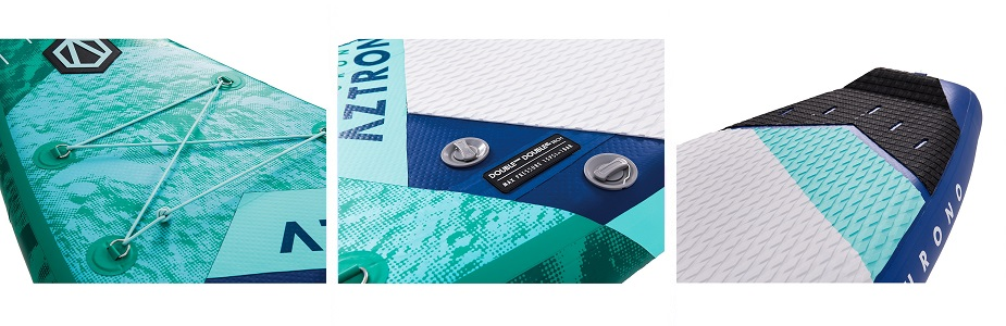 Výbava paddleboardu Aztron Titan